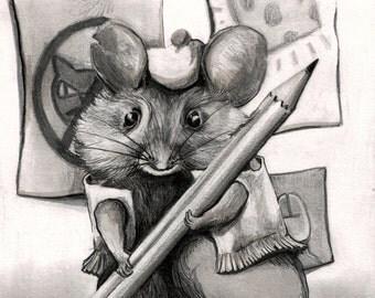 Artist Mouse