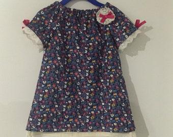 Size 12-18m dress