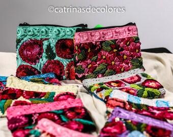 Oaxaca Make-up Bag