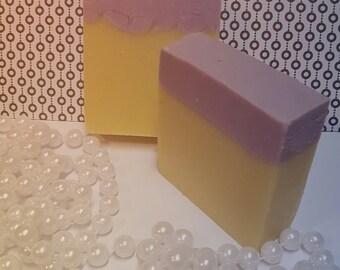 Brown Sugar and Fig Lush Bar - Vegan Soap
