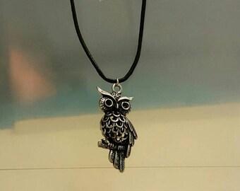 Hooty the Owl Pendant