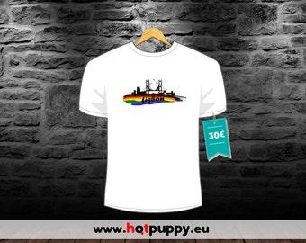 "T-Shirt ""Gay Lisbon"""