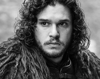 Cross stitch pattern PDF - Jon Snow