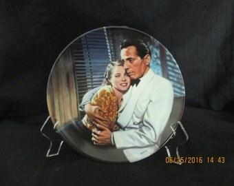 Casablanca collectors plate
