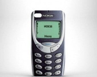 Hull Nokia 3310 iPhone 4S 5 5 c SE 6 S 6 PLUS & Samsung Galaxy S3 S4 S5 S6 S7 EDGE