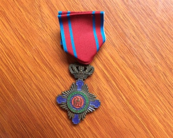 Order of the Star of Romania - Medal Honor - Replica