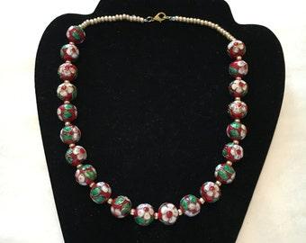 Item 201611 - Necklace - Goldtone