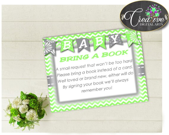 Baby Shower Library Card Invitations is best invitation design
