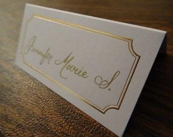 Place cards - Custom