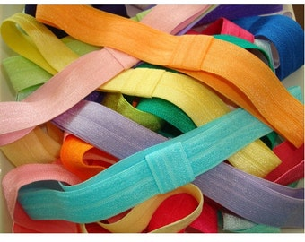 50 Pieces Wholesale elastic headband
