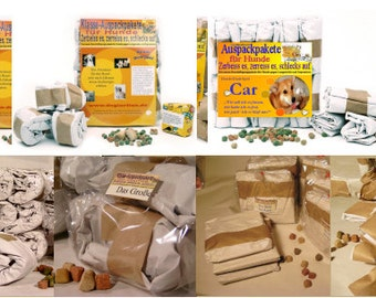 """Hundebeschäftigung - Funparcels for Dogs from Germany - """"N1"""""""