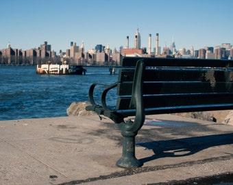 Brooklyn Waterfront Print