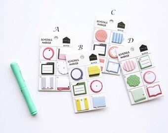 Mini Sticky Notes Sets