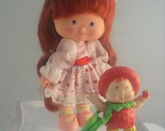 Vintage Strawberry Shortcake Berrykin