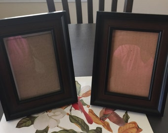 Oxford Collection picture frames