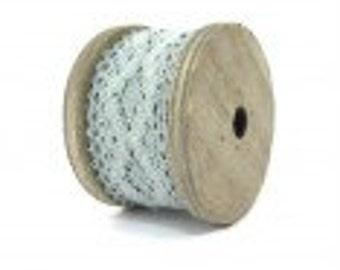 Light Blue Fabric Roll