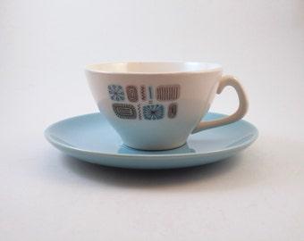 Temporama Tea cup and Saucer