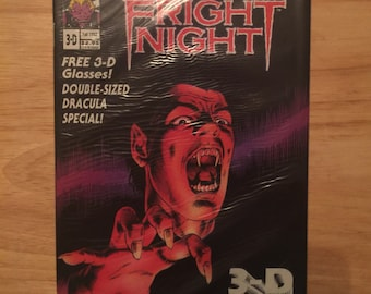 Fright Night 3-D Fall Special 1992