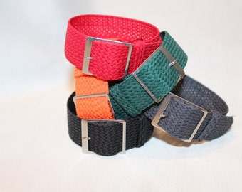Perlon Watch Straps