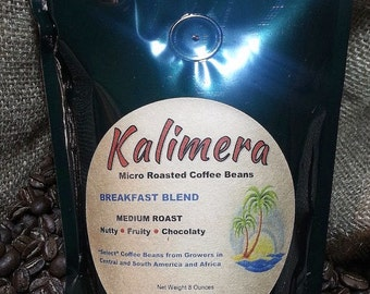 Fresh Micro Roasted Coffee Beans Roast To Order FREE SHIPPING!