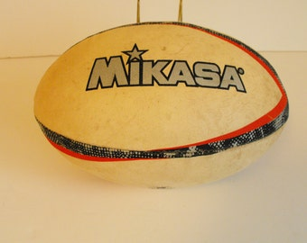 Rugby Ball RNB7 Kick Off Official Size Mikasa Sports   (613)
