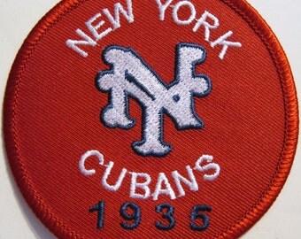 New York Cuban baseball team 1935