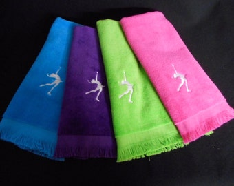 Ice Skate Towel