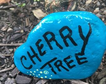 Cherry Tree marker