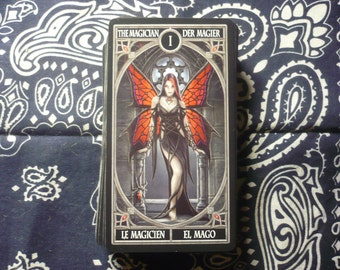 Gothic Tarot Reading