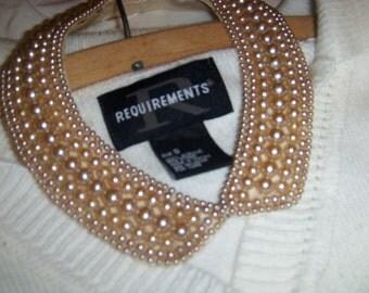 Fancy collar