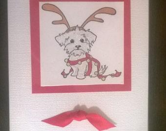 Christmas Card for Dog Lovers