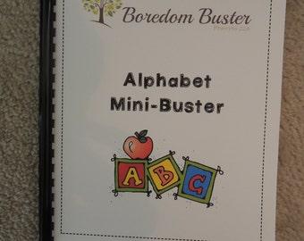 Alphabet Mini-Buster