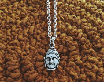 Mini Buddha Charm Necklace