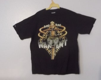 Warrant Concert T-Shirt