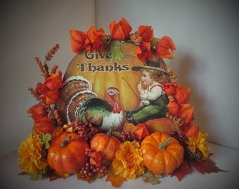 Fall  Thanksgiving  Arrangement