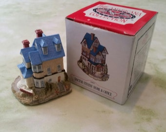 """The Americana Collection """"Doctor Stevens' Home & Office"""" - AH37"""