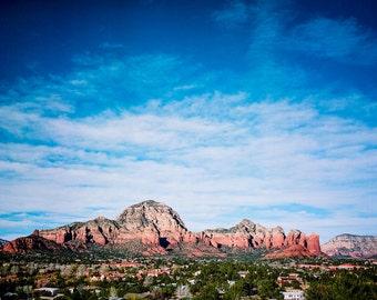 Sedona Red Rocks Photo Print