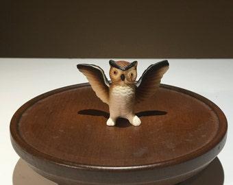 Small figurine of owl - EP0089