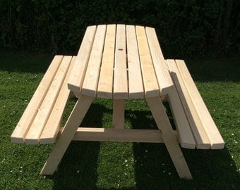Picnic Bench, garden furniture for every occasion. Garden table.