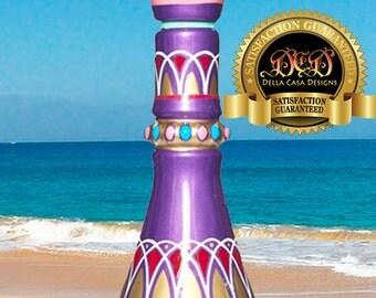 Metallic Purple 2nd Season I Dream of Jeannie Bottle