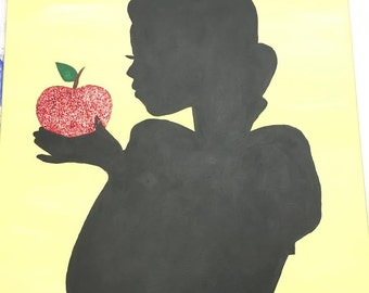 Princess Snow white Painting
