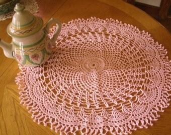 "Hand Crochet Doily - ""Anastasia"""