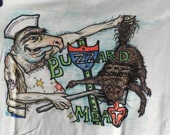 Buzzard Meat