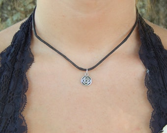 Celtic Knot Choker