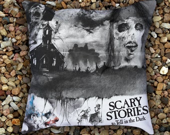 Scary Stories To Tell In The Dark Pillow