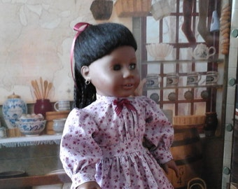 Lovely Dress and Pantalettes for 18 inch doll like American Girl Addy
