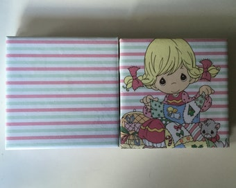 Tile Coasters- set of 4