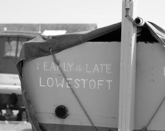 Early & Late - Limited Edition Photography Print
