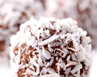 Chocolate Coconut Almond Butter Energy Balls 15/pk