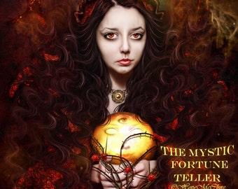 The Mystic Fortune Teller
